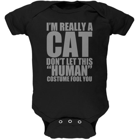 Halloween Human Cat Costume Black Soft Baby One - Toddler Black Cat Costume Halloween