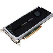 2GB nVIDIA Quadro 4000 PCI Express 2.0 x16 DVI Dual DisplayPort GDDR5 VCQ4000-PB Graphics Card