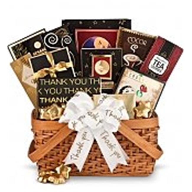 GiftTree 3597 Give Thanks Gourmet Gift Basket