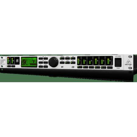Behringer Ultradrive DCX2496LE Ultra-High Precision Digital 24-Bit/96 kHz Loudspeaker Management System