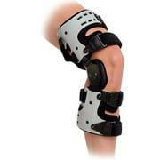 Advanced Orthopaedics 900 - L Cobra Unloader Knee Brace, Universal Left Medial