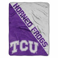 "TCU Horned Frogs The Northwest Company 46"" x 60"" Halftone Micro Raschel Throw Blanket"