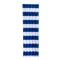 Little Bedding by NoJo Stripe Kids Bedroom Curtain Panel