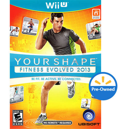 Your Shape 2013 (Wii U) - Pre-Owned