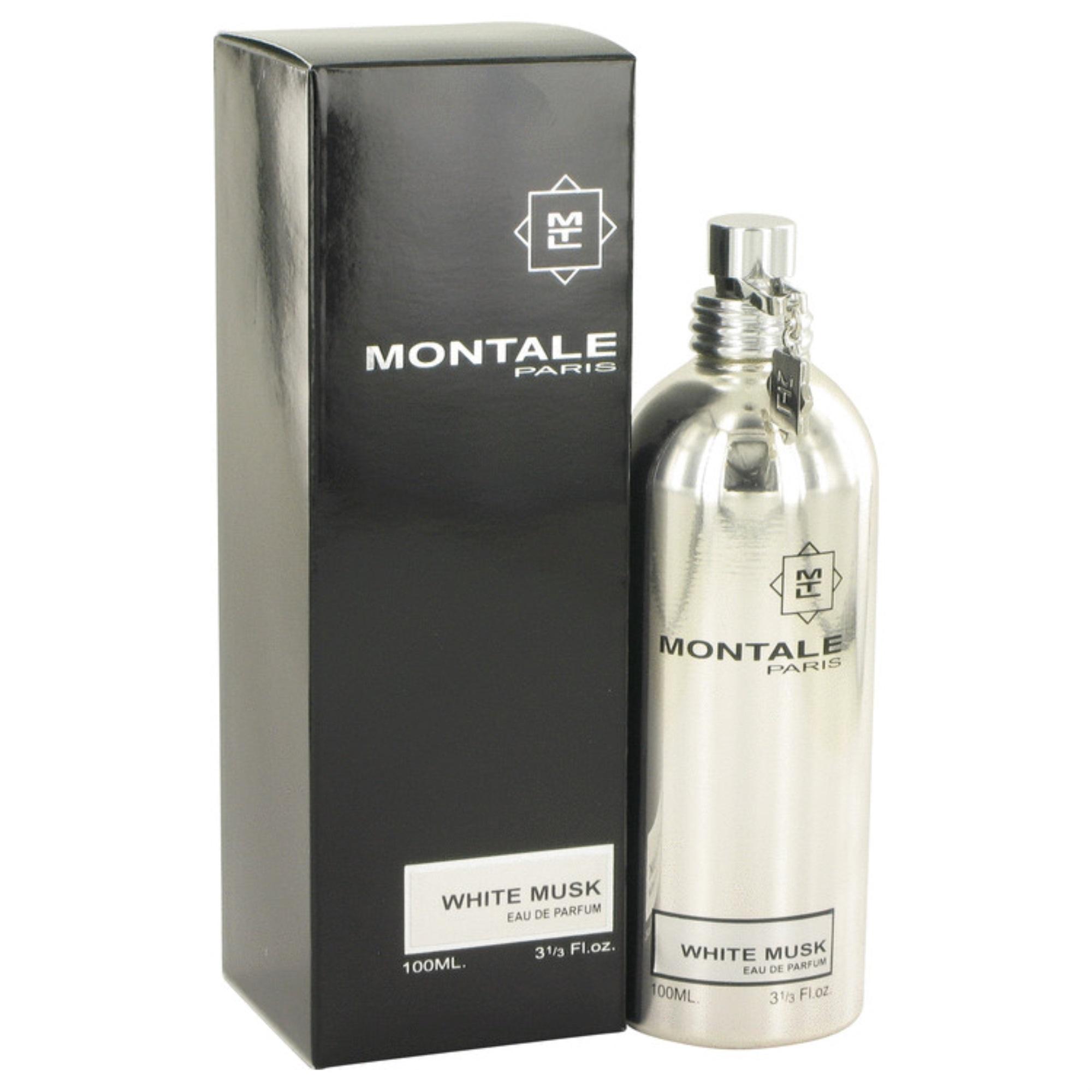 Montale White Musk Perfume by Montale, 3.3 oz Eau De Parfum Spray - image 2 de 3