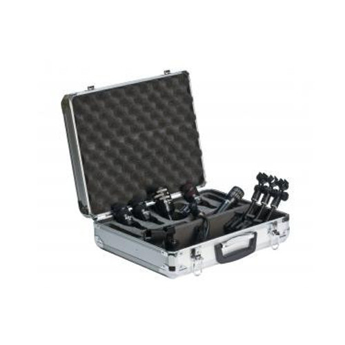 Audix DP5A Dynamic 5 Drum Microphone Package by Audix