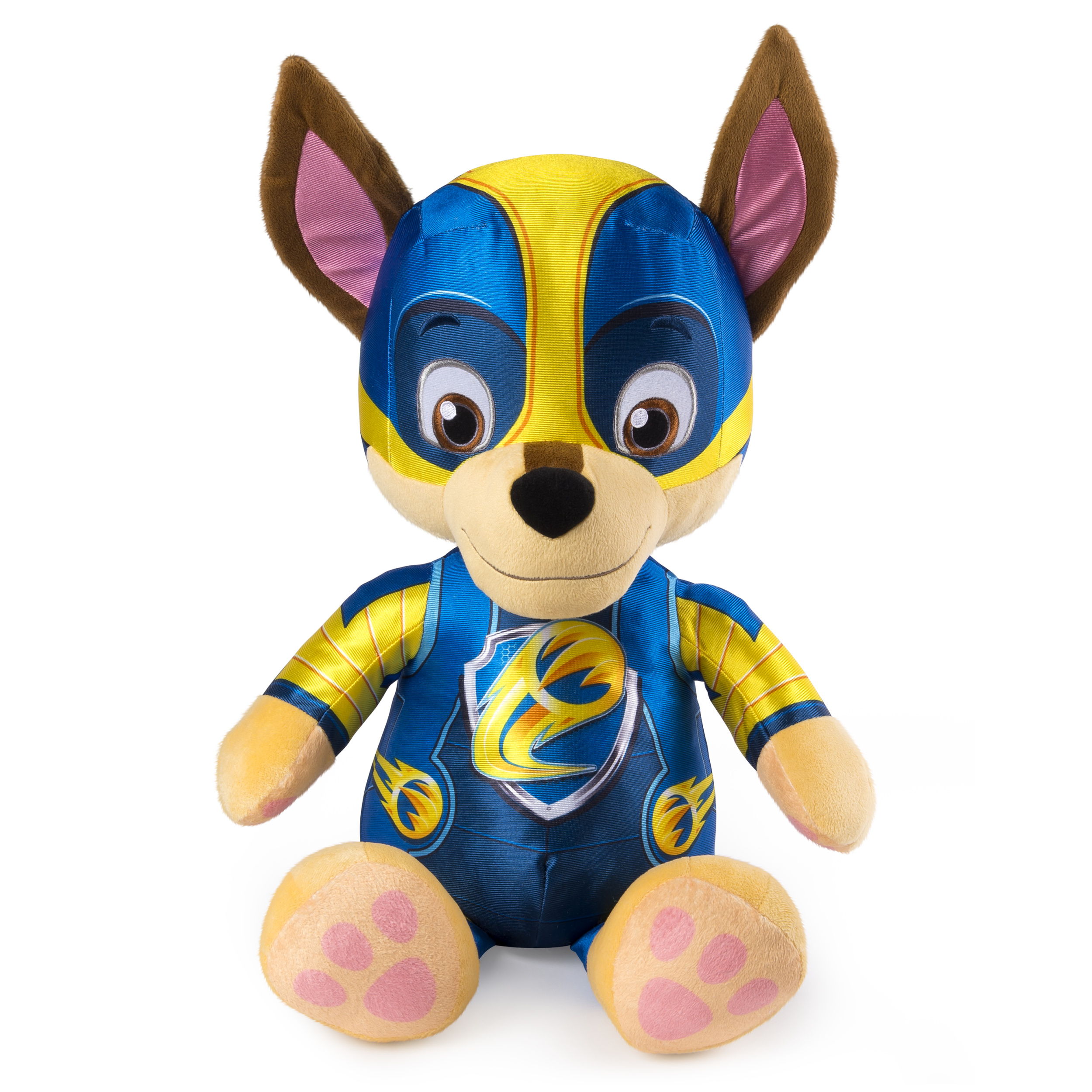 "PAW Patrol - 24"" Mighty Pups Jumbo Chase Plush for Ages 3 and Up, Wal-Mart Exclusive"