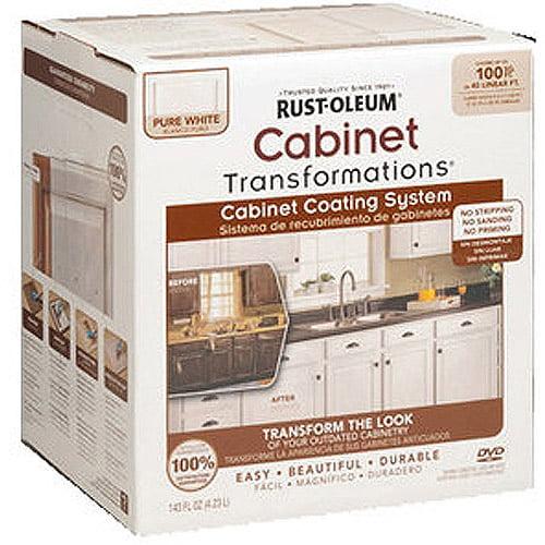 Transf Kit Cabinet Pure White Sml 2kit