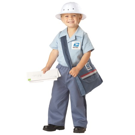Toddler Mr. Postman Costume - Mr Hyde Costume