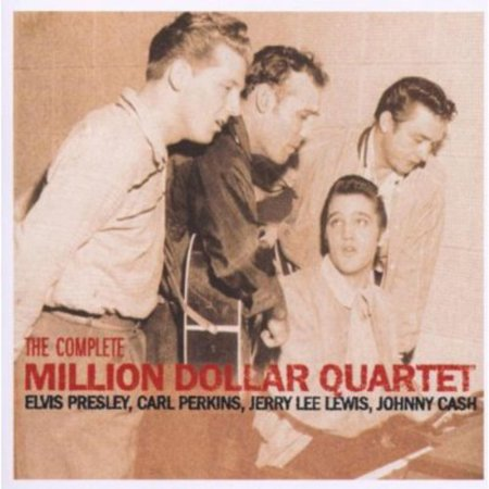 Complete Million Dollar Quartet (Remaster)