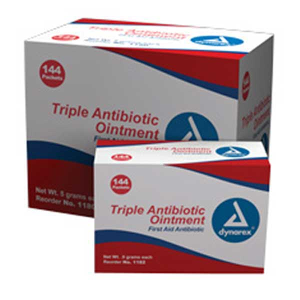 Dynarex Triple Antibiotic Ointment 1oz Tube