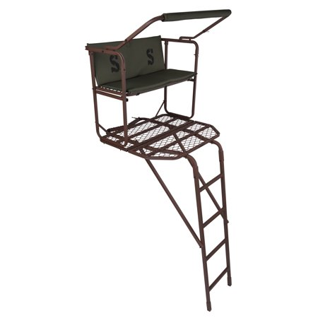 Summit Dual Pro Treestand (Hunting Ladder Stands)