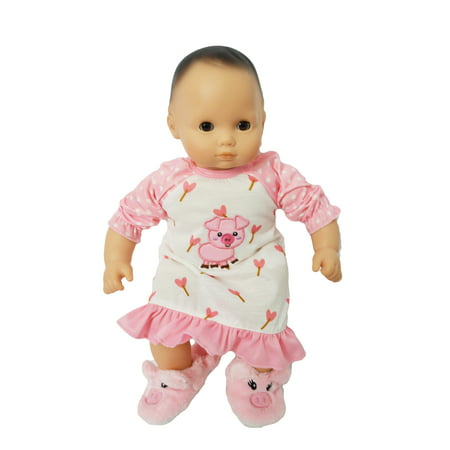 Baby Doll Clothes At Walmart Gorgeous My Brittany's Piggy Nightgown For Bitty Baby Dolls Bitty Twins