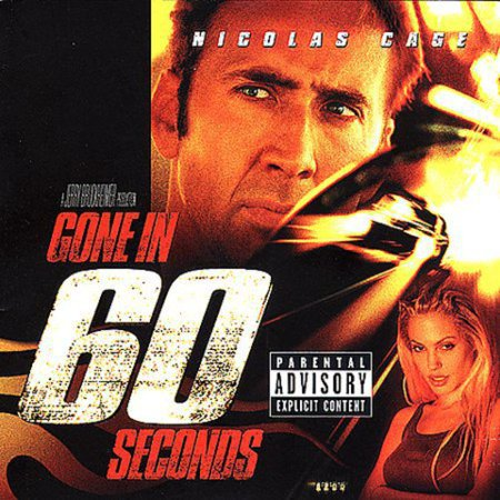 Gone In 60 Seconds (CD) - Halloween In 60 Seconds