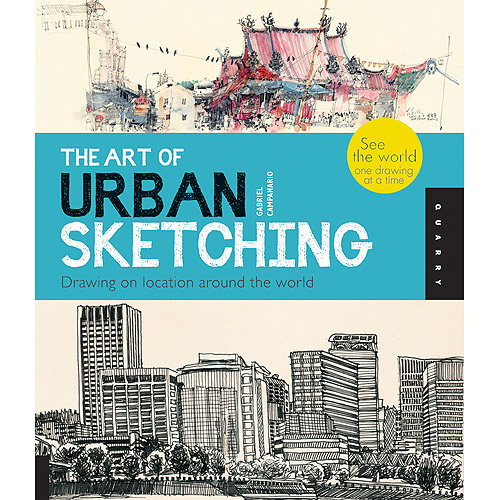 Quarto Publishing The Art of Urban Sketching