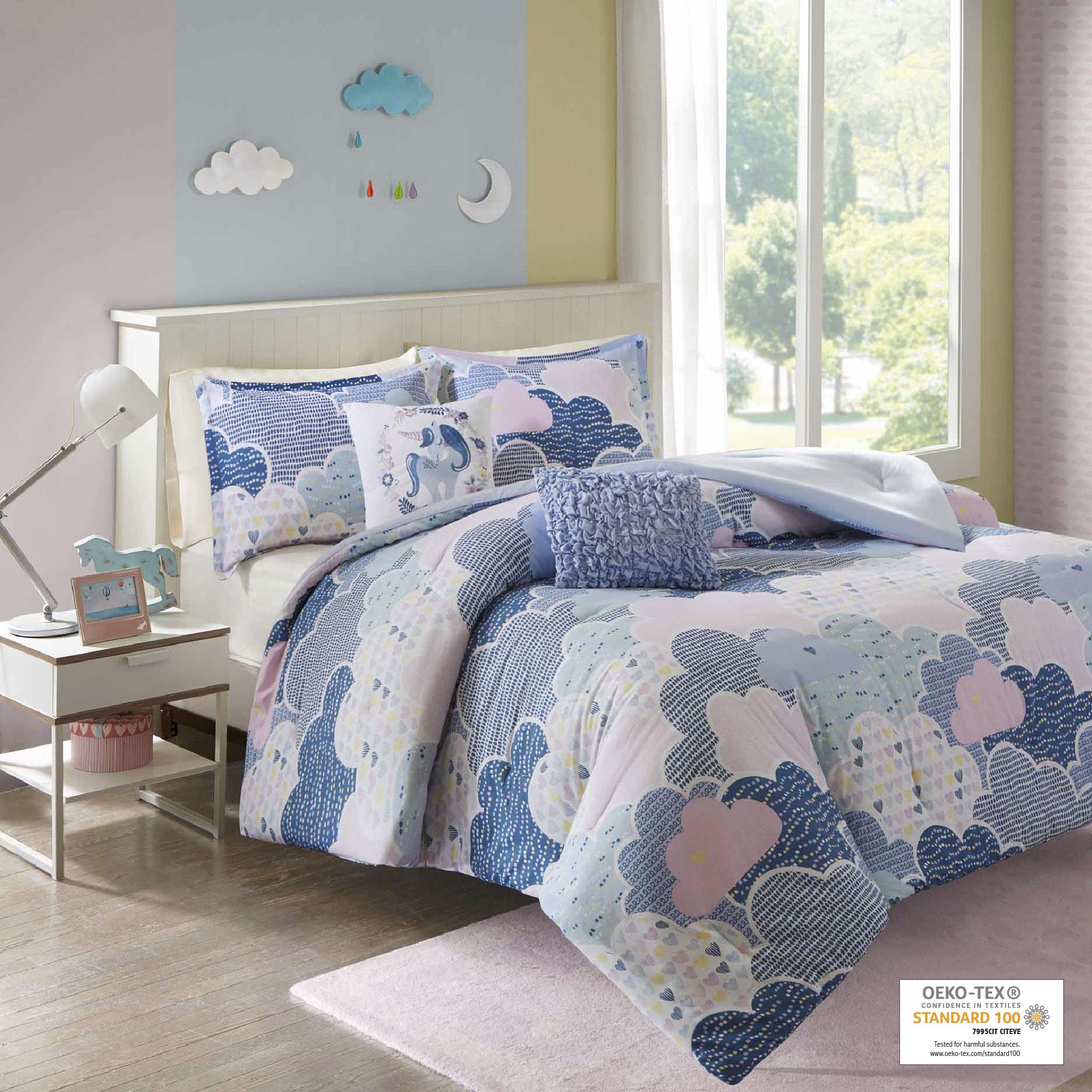 Home Essence Kids Euphoria Cotton Printed Comforter Set Walmart Com Walmart Com