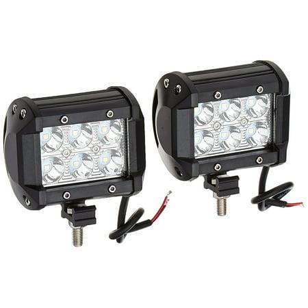 5dfa0a5c370 LED-XT-18W30D-K 18W 1260LM CREE Spot Led Work Light Bar Black for off-Road  ...
