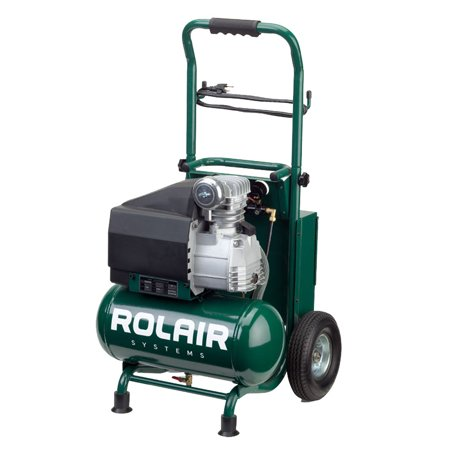 2Hp Single Stage Air Compressor Vt20tb Rolair