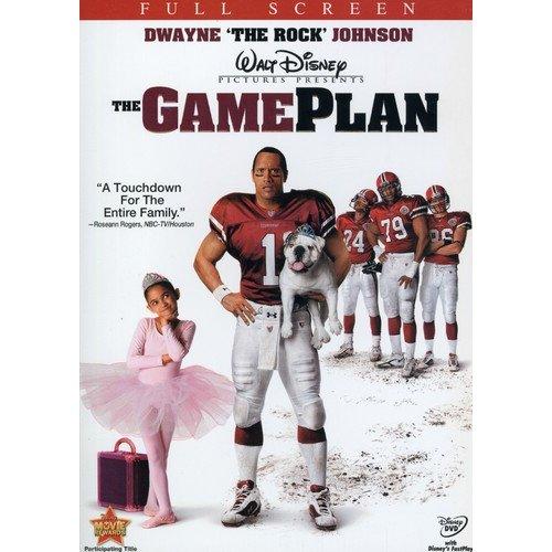 The Game Plan (Full Frame)