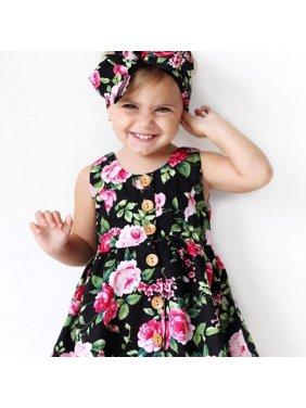 HOT Sales 3Pcs Sets Kids Baby Girl Clothes Leopard Bikini Set Swimwear Swimsuit Bathing Suit