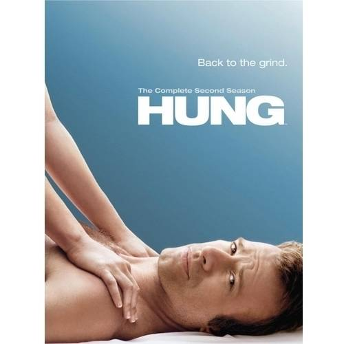 HUNG-COMPLETE 2ND SEASON (DVD/2 DISC/WS-16X9)