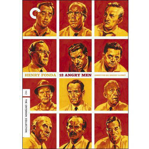 12 Angry Men (Criterion Collection) (Widescreen)