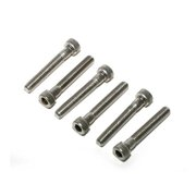 "Screw Kit 10-32 x 1-1/4"" (6) Multi-Colored"