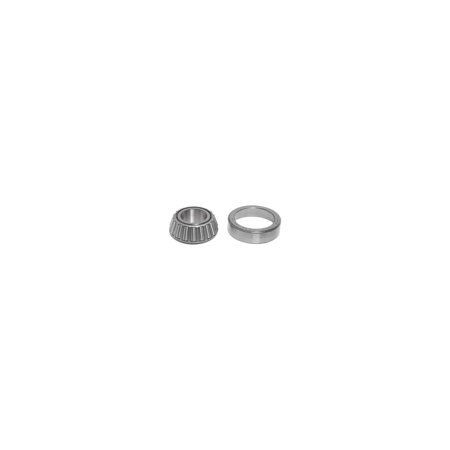 Rear Axle Pinion Bearing (MACs Auto Parts  44-44466 Ford Mustang Rear Axle Pinion Bearing Set - 7-1/4 Ring Gear- Front)