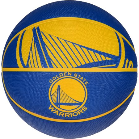 Spalding Golden State Warriors Courtside Team Basketball](Golden State Warriros)