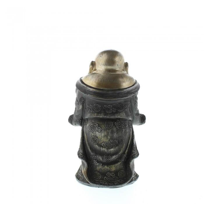 STANDING HAPPY BUDDHA FIGURINE - image 4 of 6