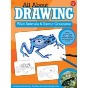 All About Drawing Wild Animals & Exotic Creatures - eBook