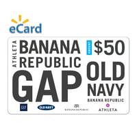 Gap Options eGift Cards