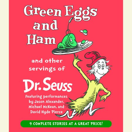 Green Eggs and Ham and Other Servings of Dr. Seuss - - Dr Seuss Green Eggs And Ham Book