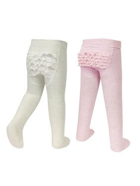 0912fe467 Product Image Wrapables® Cotton Rhumba Tights for Baby Toddlers (Set of 2)