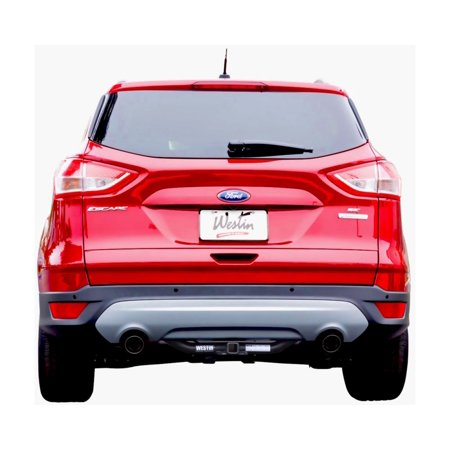 Westin 2013-2018 Ford Escape (Class I) Receiver Hitch - Textured Black