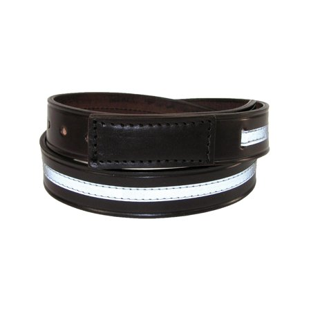 Men's Leather Reflective Movers & Mechanics Covered Buckle