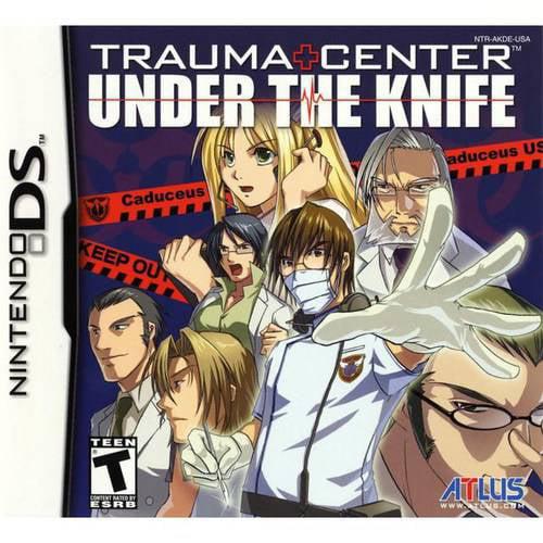Nintendo DS - Trauma Center: Under The Knife