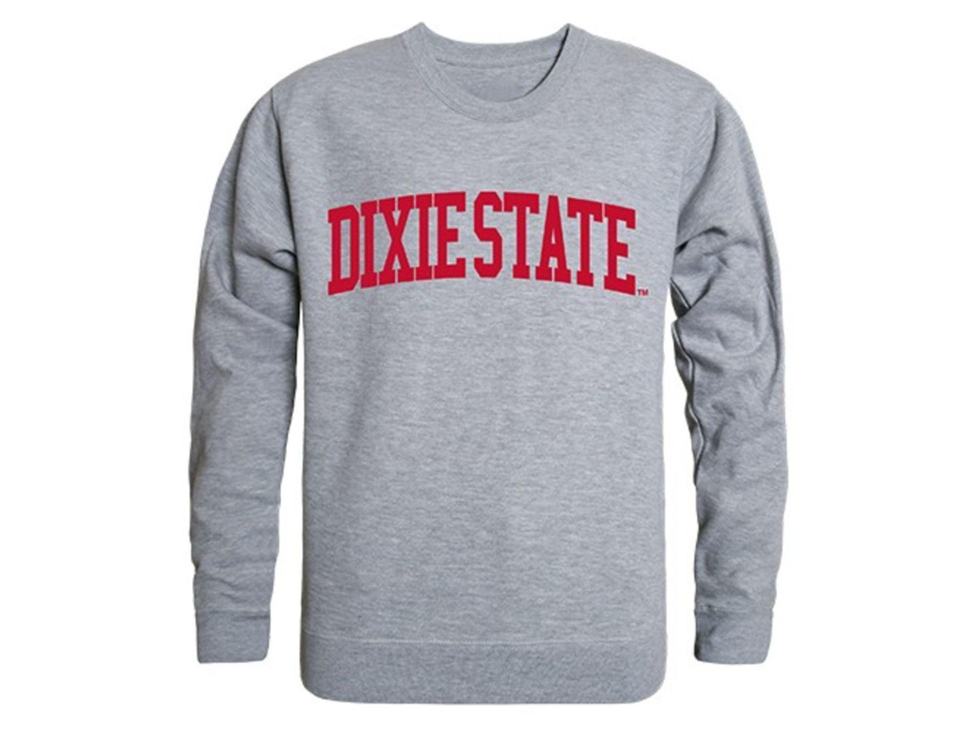School Spirit Sweatshirt Brushed Dixie State University Girls Pullover Hoodie