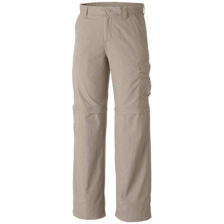 Columbia Boys' Silver Ridge III Convertible Pant (Columbia Pants Boys)