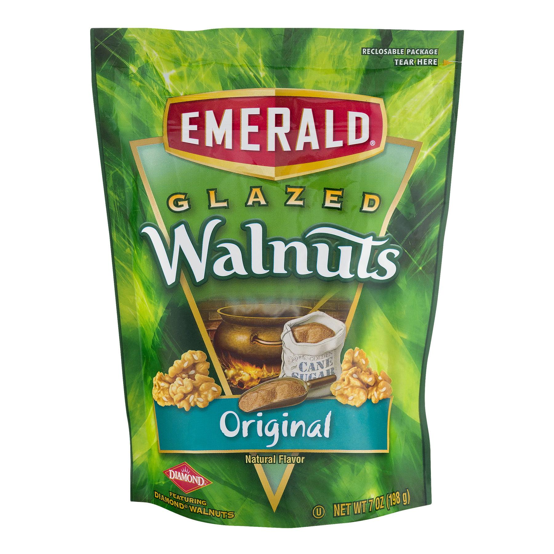 Snyders Lance Emerald  Walnuts, 7 oz