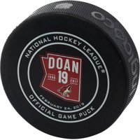 Shane Doan Unsigned February 24, 2019 Jersey Retirement Night Official Game Puck in Collectible Tin