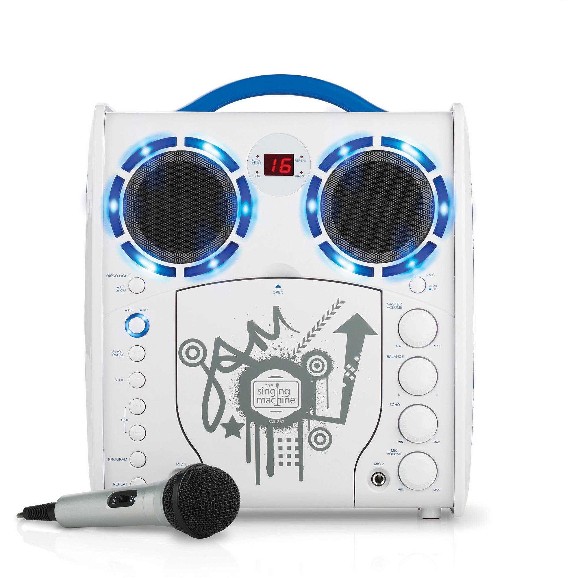 portable singing machine