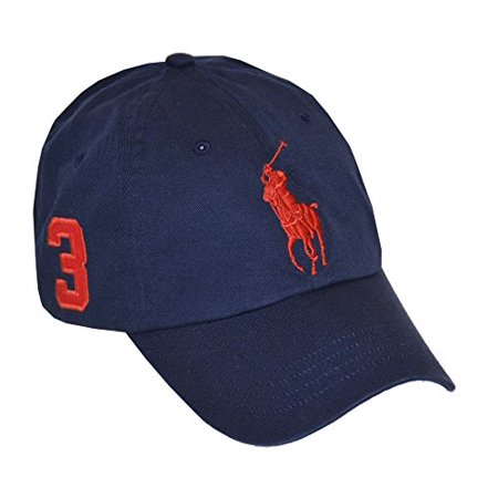 9764ae0528 POLO Ralph Lauren Big pony Baseball cap - Walmart.com