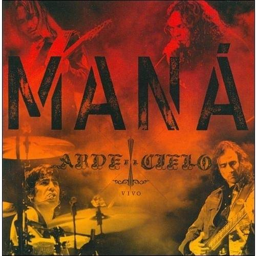 Arde El Cielo: Vivo (CD/DVD)