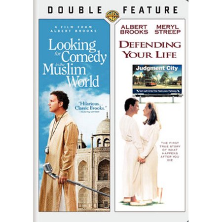 Defending Your Life / Looking For Comedy In Muslim World
