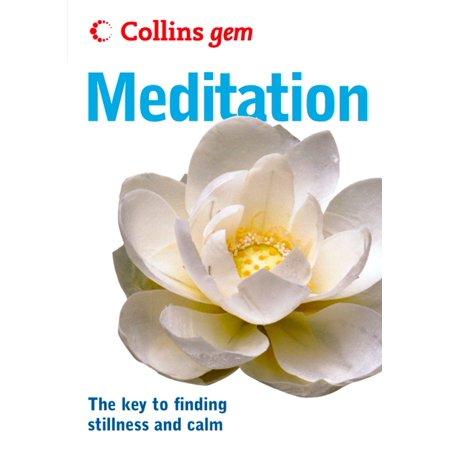Meditation (Collins Gem) - eBook