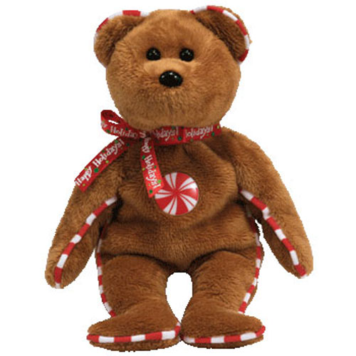 Hallmark Gold Crown Excl - MWMTs 8.5 inch TY Beanie Baby DEAR ONE the Bear