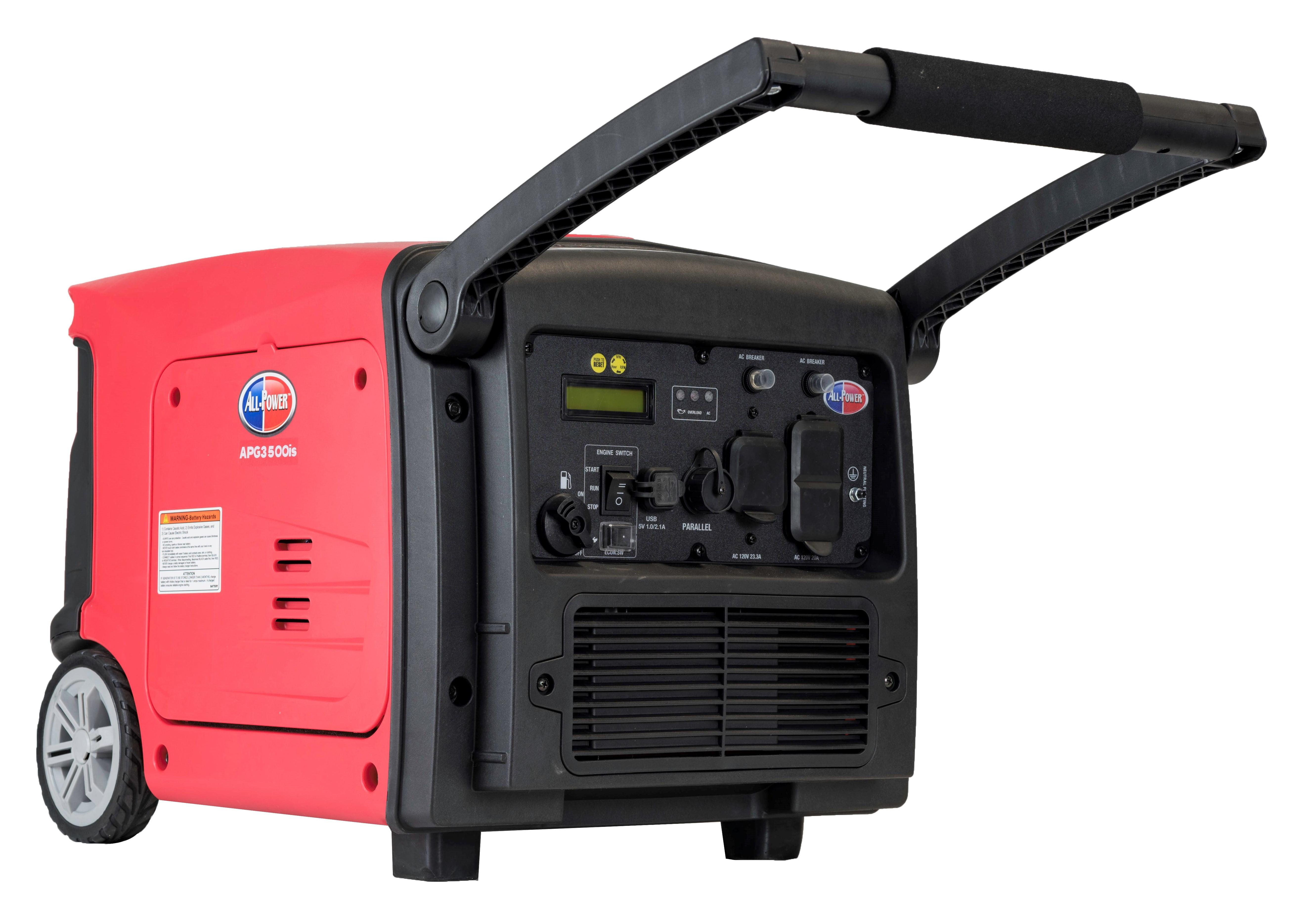 quiet generator for rv