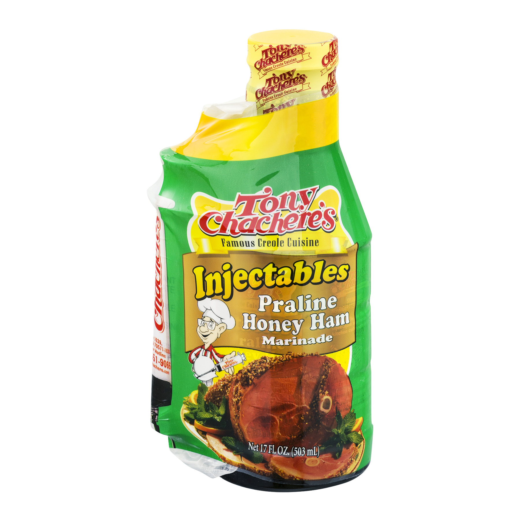 Tony Chacheres Tony Chacheres Injectables Marinade, 17 oz