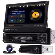 Best Car Stereo Dvd Gps - Single 1 Din Car DVD Player In Dash Review